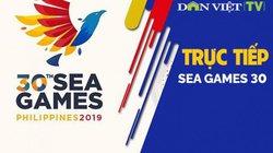 [TRỰC TIẾP] BXH SEA Games 30 (ngày 10/12): Đã có 93 HCV