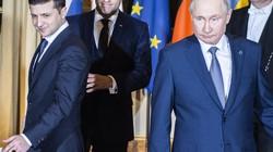"""Tin nóng, mới về cuộc """"chạm trán"""" đầu tiên giữa Zelensky và Putin"""