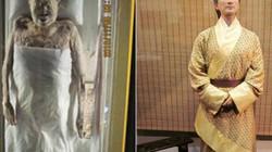 """Giật mình thuật ướp xác """"mỹ nhân"""" Trung Quốc 2.000 tuổi còn nguyên nội tạng"""