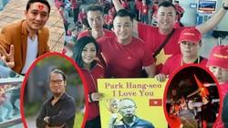 """Quyết đấu U22 Indonesia: Sao Việt người đi """"tiếp lửa"""" U22 Việt Nam, người làm thơ cổ vũ """"chất lừ"""""""