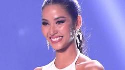Á hậu Hoàng Thùy: Hoa hậu Hoàn vũ 2019 bình chọn tôi là hoa hậu