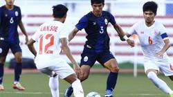 Cầu thủ gốc Việt lại sút hỏng 11m, U22 Campuchia gục ngã cay đắng