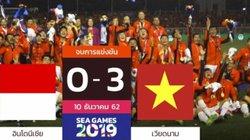 Báo châu Á thán phục Việt Nam giành HCV SEA Games, thống trị bóng đá Đông Nam Á
