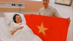 Hai MC VTV cùng đón con đầu lòng trong đêm Việt Nam vô địch Sea Games là ai?