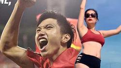 Người đẹp thưởng nóng 100 triệu và quà khủng cho 2 ĐT bóng đá VN là ai?