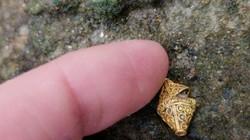 Anh: Đi dạo bên sông, không ngờ tìm thấy vật quý bằng vàng trị giá 3 tỉ đồng