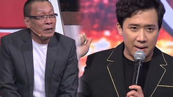 """Trấn Thành bất ngờ phản ứng """"gắt"""" với MC Lại Văn Sâm trên sóng truyền hình"""