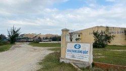 Quảng Ngãi: Xưởng dăm mọc trong đất dự án kho bãi, văn phòng có bất thường?