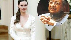 Nữ Thủ tướng xinh đẹp, trẻ nhất TG được người đồng cấp già nhất TG khuyên gì?