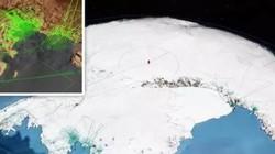 NASA vô tình phát hiện bí mật sốc chôn giấu trong băng ở Nam Cực