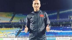 Lộ diện tuyển thủ U23 Việt Nam còn cao hơn cả Đoàn Văn Hậu