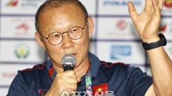 NHM Việt Nam an lòng vì tuyên bố của HLV Park Hang-seo