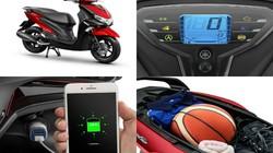 Ngắm 2020 Yamaha FreeGo vừa ra mắt, so kè Honda Air Blade