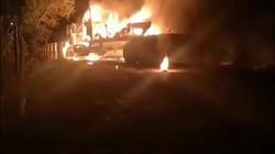 Băng đảng nguy hiểm nhất Mexico nghênh ngang đột kích đồn cảnh sát, bắn giết điên cuồng