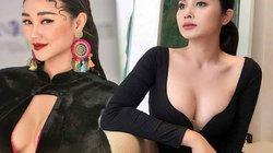 """Maya, Nhã Phương, vợ cũ Phan Thanh Bình... chuẩn """"gái 1 con mòn con mắt"""""""