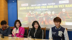 """""""Những cô gái vàng"""" của bóng đá Việt Nam hé lộ chuyện """"thầm kín"""""""