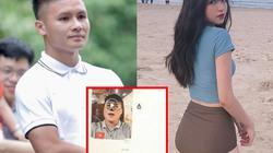 Quang Hải lộ tin nhắn tình cảm với hot girl sexy cao 1m52?