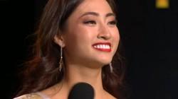 Lương Thùy Linh gửi lời cảm ơn khán giả Việt Nam trên sân khấu chung kết Miss World 2019
