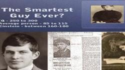 Câu chuyện bi kịch của một thiên tài sở hữu 'IQ cao nhất thế giới'