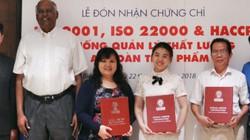 """ISO 22000 – """"chiếc tem"""" đảm bảo về sản phẩm an toàn"""
