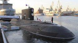 Uy lực tàu ngầm mới nhất của Nga không giống với bất cứ tàu ngầm nào của Mỹ