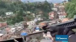 """""""Tử thần"""" quần thảo bầu trời ở Brazil khiến người dân khiếp vía"""
