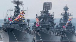 Hải quân Nga chỉ giỏi tác chiến ven bờ, không thể đi xa như Mỹ, Trung Quốc?