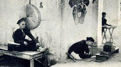 Loạt hình cực độc về thầy bói ở Việt Nam xưa