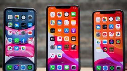 Bộ ba iPhone 11, iPhone 11 Pro, iPhone 11 Pro Max đồng loạt giảm giá