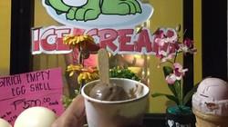 Kem trứng cá sấu, kem vị ớt me lạ miệng ở Philippines