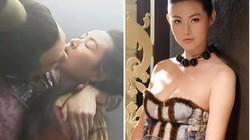 """Phan Kim Liên """"Thủy Hử"""" 1998 trầy trật vì đóng cảnh hôn Tây Môn Khánh"""