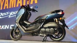 Ảnh thực tế 2020 Yamaha NMAX 155, kình nhau với 2020 Honda Air Blade