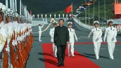 Ông Tập Cận Bình đặt chân lên tàu sân bay nội địa đầu tiên của Trung Quốc