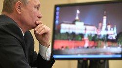"""Báo Tây bất ngờ với hình ảnh ông Putin ngồi cạnh máy tính chạy Windows """"cổ lỗ sĩ"""""""