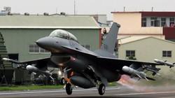 Thách thức Trung Quốc, Đài Loan sắm nhiều chiến đấu cơ F16 Mỹ nhất châu Á