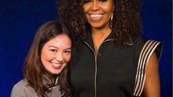 Tiết lộ về 2 bộ trang phục đặc biệt của phu nhân Michelle Obama