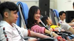 Dự kiến vận động 50.000 đơn vị máu trong Chủ Nhật Đỏ 12