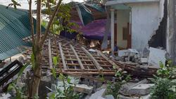 Sau tiếng nổ lớn, 3 người trong gia đình thương vong