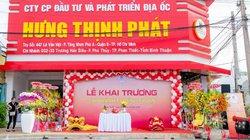 Khởi tố, bắt giam giám đốc Công ty địa ốc Hưng Thịnh Phát