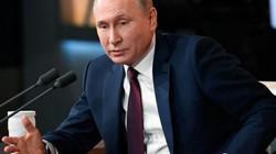Putin tuyên bố bất ngờ về việc Trump bị luận tội