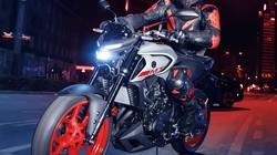 Yamaha MT-03 2020 kiểu dáng mới, sẵn sàng đối đầu Honda CB300R