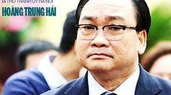 Đề nghị Bộ Chính trị xem xét, kỷ luật Bí thư Hà Nội Hoàng Trung Hải