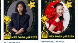 Lan Ngọc cạnh tranh Ngôi sao xanh 2019 với Ngô Thanh Vân và Hoàng Yến Chibi