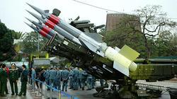 """Cận cảnh dàn vũ khí """"khủng"""" được Bộ Quốc phòng trưng bày tại Thái Nguyên"""