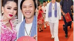 Hoài Linh mặc áo bà ba, mang dép lào đi xem show 30 tỷ của Lệ Quyên