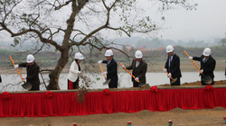 Yên Bái xây cầu hơn 300 tỷ vượt sông Hồng