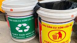 Thay đổi thói quen vứt rác: Chuyện nhỏ mà không nhỏ