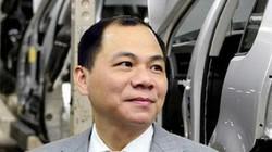 Giấc mơ đưa Việt Nam lên bản đồ ô tô thế giới của tỷ phú Phạm Nhật Vượng