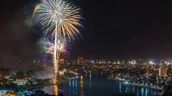 Hải Phòng: Bắn pháo hoa tại 8 điểm dịp Tết Nguyên đán Canh Tý 2020