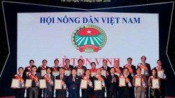 Tôn vinh 62 nhà khoa học của Nhà nông lần thứ Hai năm 2019
